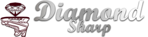 Diamond Sharp Logo